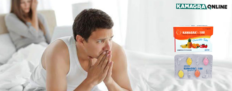 Fight Impotence with Kamagra Soft Tablets Online