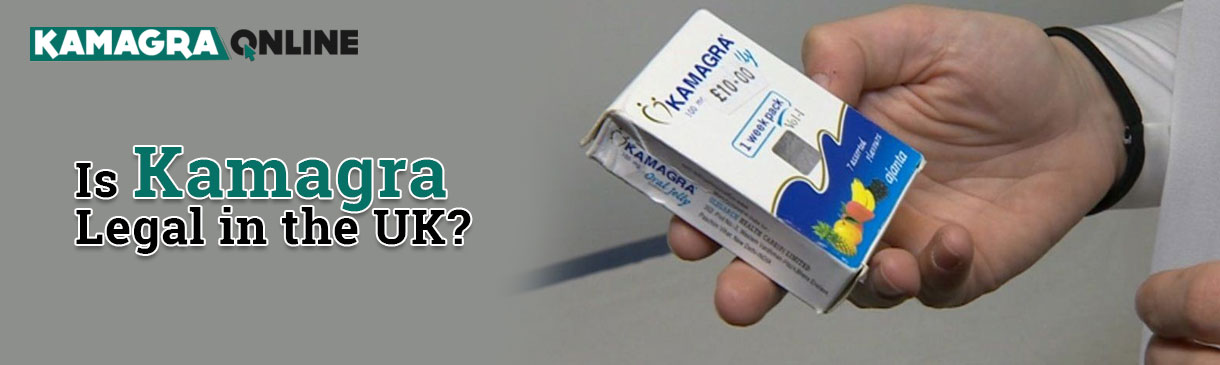 Is Kamagra Legal in the UK?