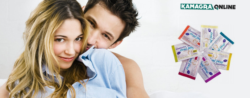Kamagra Jelly 100mg Relieves ED Fast